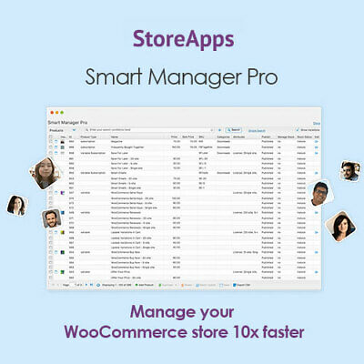 Smart Manager Pro - Wordpress Plugins And Themes