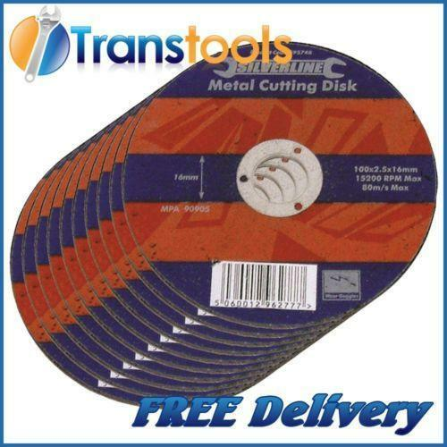 Angle Grinder Metal Cutting Discs Ebay