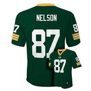Boys Green Bay Packers Jersey