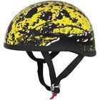 Skid Lid Yellow Helmets