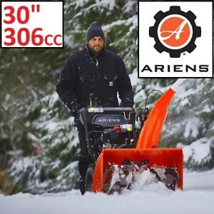 "NEW* ARIENS  SNOW THROWER 30"" 921047 159167469 ELECTRIC START 2-STAGE GAS SNOW BLOWER 306cc SNOWTHROWER 120V"