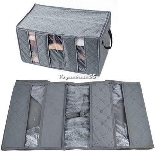 Clothing Storage Containers Ebay