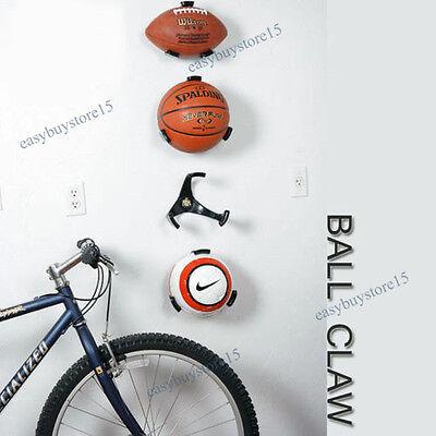 Wandhalterung Basketball Fußball Baseball Anzeigen Veranstalter Ball Klaue Neu (Anzeigen Baseball)