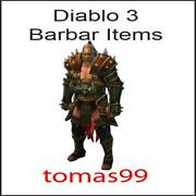 Diablo 3 Barbar