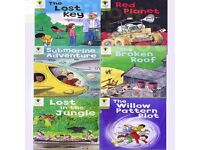Oxford Reading Tree Biff, Chip and Kipper Level 7: More Stories