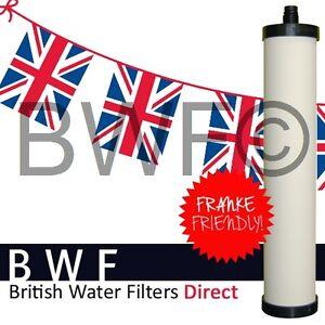 Compatible Water Filter Cartridge for Franke Triflow® FRX02®/FR9455 (SC-25-FR)