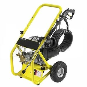 Karcher (K2400HH) 2400PSI, 5.0HP Honda pressure washer AS IS$175