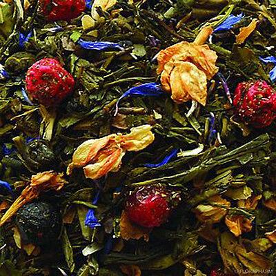 100g Grüner Tee Ewiges Leben aromatisiert mit Marille-Jasmin-Geschmack