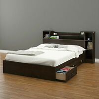 Double storage bed 54'' - $ 269.00