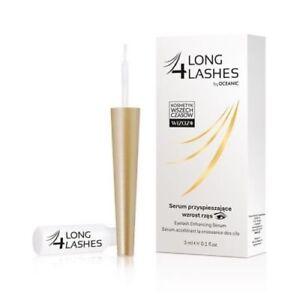 d9b49e153c4 Oceanic Long 4 Lashes Eyelash Enhancing Serum Rapid Growth 3ml for ...