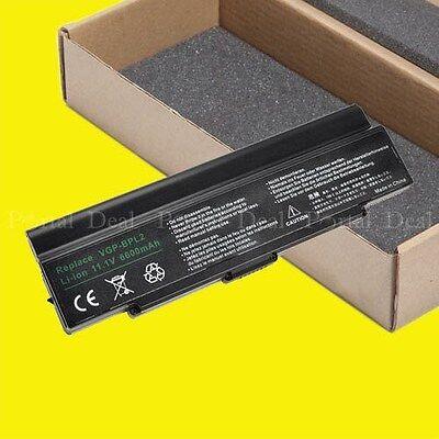 9CEL Battery for Sony VAIO VGN-SZ220 VGN-SZ110 VGN-SZ38