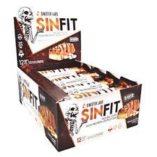 Sinister Labs SINFIT High Protein Bar 30g - Box of 12 Bar PEANUT BUTTER CRUNCH