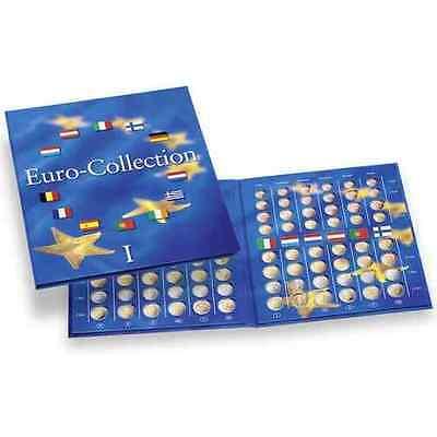 Münzalbum PRESSO Euro-Collection Band 1 für 12 KMS Die ersten Länder (324353)