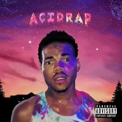 Chance The Rapper   Acid Rap Cd Mixtape Acidrap