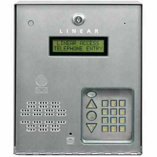 Linear Commercial Telephone Entry System for Access Control AE-100