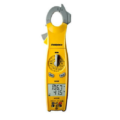 Fieldpiece Sc620 Loaded Series Digital Clamp Meter