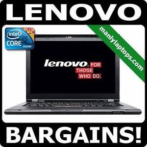 SUPER FAST LENOVO T430 i5 2.6GHZ 4GB 8GB 16GB LAPTOP - BARGAIN!!! Pyrmont Inner Sydney Preview