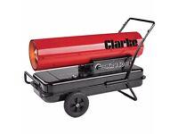 Clarke XR160 Space Heater Diesel / Paraffin
