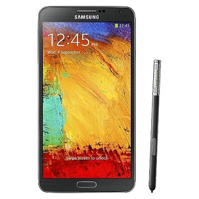Samsung Galaxy Note 3 N9000 Unlocked Cell Phone for GSM Compatible