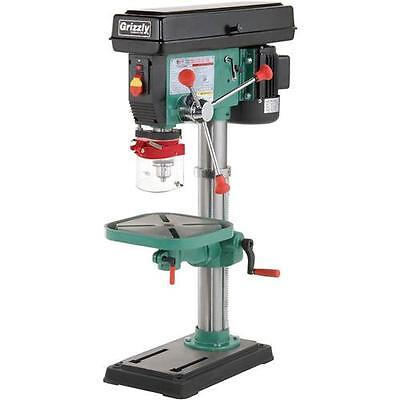 G7943 Grizzly 12 Speed Heavy-Duty Benchtop Drill Press