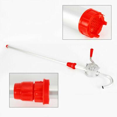 55 Gallon Manual Transfer Pump Oil Gas Barrel Drum Pump Water Dispenser 10gpm