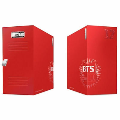 BTS 2017 Season's Greeting Official Goods with Free Gift