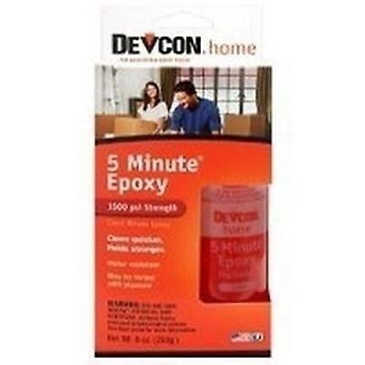 Devcon High Strength 5-Minute Fast Drying Epoxy 20945 S-209