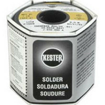 Kester 24-6337-0010 44 Ra Solder Wire .020 Dia. Core Size-66 New