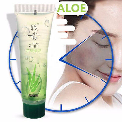 Pure Aloe Vera Gel Moisturizing Remove Acne Nourish Cream Face Skin CareNWUS