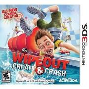 Nintendo 3DS Games Wipeout