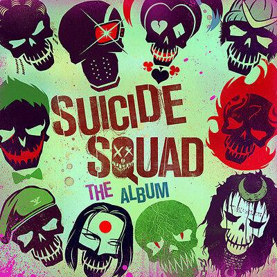 Various Artists   Suicide Squad  The Album  New Cd  Explicit
