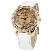 Ladies Watch Leather Band
