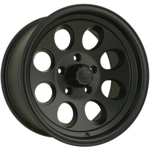 Ford Ranger Wheels 15 Black Ebay