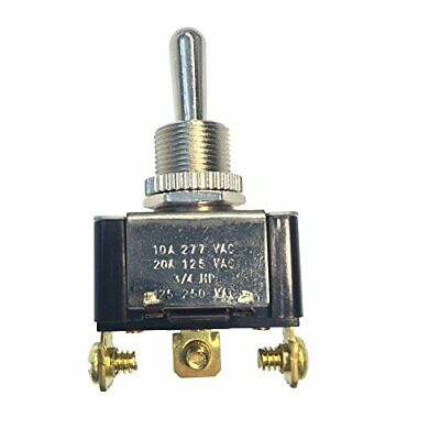 Gardner Bender Gsw-117 Heavy-duty Electrical Toggle Switch Spdt Mom On-off-mo...