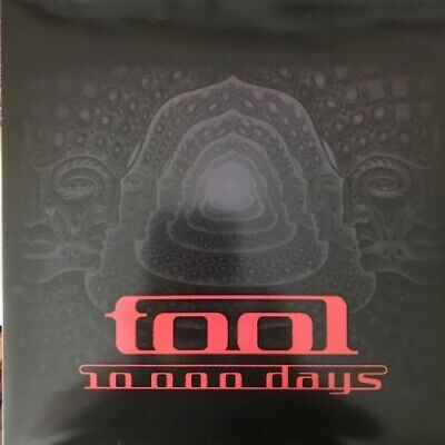 TOOL 10,000 Days 2x LP NEW COLORED VINYL unofficial