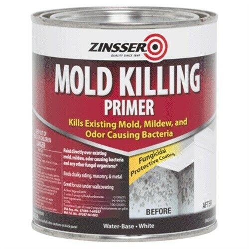 QT Mold Killing Primer,No 276087,  Zinsser & Co
