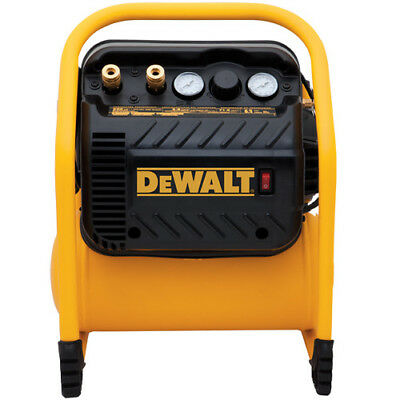 DEWALT 2.5 Gal. 200 PSI Heavy-Duty Compressor DWFP55130 New