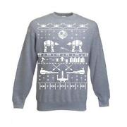 Star Wars Christmas Jumper