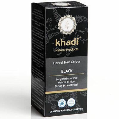 Khadi Herbal Hair Colours - BDIH Certified Herbal Hair Dye