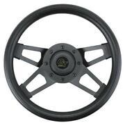 4 Spoke Steering Wheel