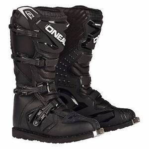 2017 Oneal Rider Motocross MX Off Road Trail Enduro Boots Sz 9-13 Windsor Brisbane North East Preview