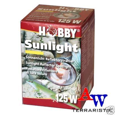 Hobby SUNLIGHT 125W - Sonnenlicht 4-Farb-Lichtspektrum