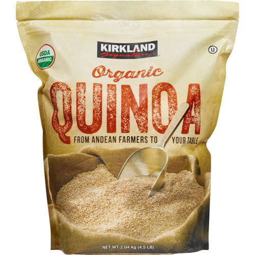 Kirkland Signature Organic Gluten Free Mother Grain Quinoa Kosher Bag 2.04kg