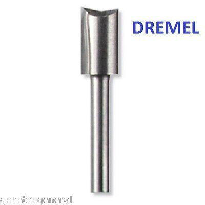 2 NEW AUTHENTIC DREMEL 654 ROUTER BIT HIGH GRADE STEEL, HIGH SPEED CUTTER