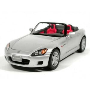 Honda S2000 Silver Japanese version 1:18 diecast
