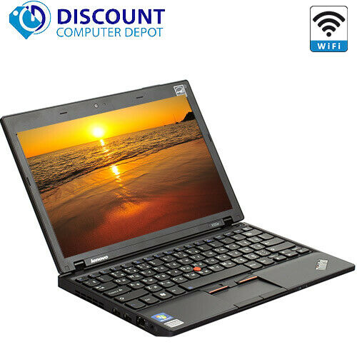 "Laptop Windows - Lenovo Laptop Computer X120e 11.6"" AMD E-350 4GB 500GB HD Wifi Windows 10 PC"