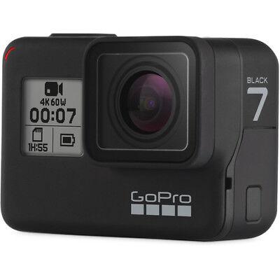 GoPro HERO7 Action Camera Black CHDHX701 BRAND NEW