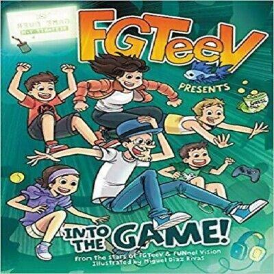 FGTeeV Presents: Into the Game! HARDCOVER – 2020 by FGTeeV