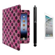 iPad 2 Smart Cover Leather Pink