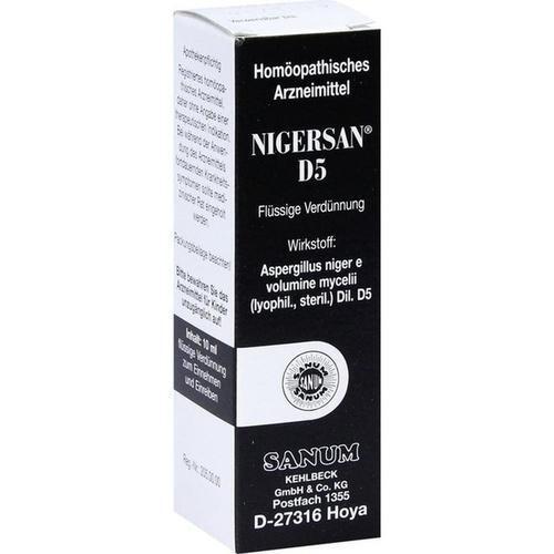 NIGERSAN D 5 Tropfen 10ml PZN 3206860